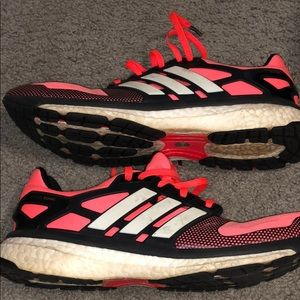 Adidas energy boost 2.0 running shoes size 12.5